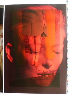 """printing """"mistakes"""" from Room Magazine this one of Tilda....found via one of my faves - design for mankind"""