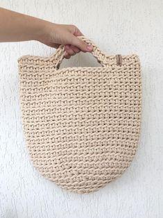 Scandi Birds 16 Medium Knitting Bag