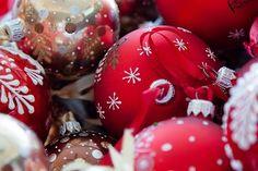 Imagem de christmas, red, and winter