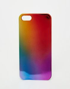 ASOS Rainbow Ombre iPhone 5 Case