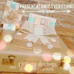 Rhonna DESIGNS: cReative Team Tuesday...Christmas all wrapped up in bows!