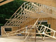 Roof Trusses Can Add Square Feet to a Home