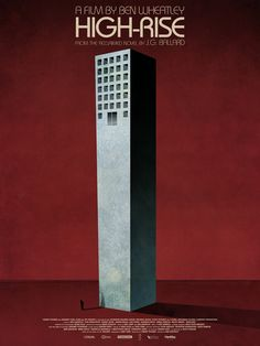 Ben Wheatley (@mr_wheatley) revela la distopía oculta en toda utopía con su adaptación fílmica de #HighRise.