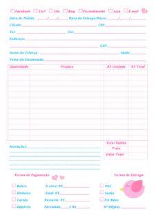 Mimo Artes: Caderno de Pedidos para Download Weekly Planner Printable, Printable Labels, Printables, Wall Pepar, Planners, Agenda Planner, Book Letters, Lettering Tutorial, Journal Paper