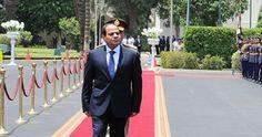 المتوازيات في السياسة المصرية اعداد : الدكتور عادل عامر
