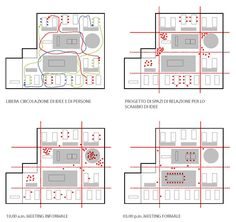modern office plans. DAP Studio Preserves Factory Remnants In Sempla Offices Turin Modern Office Plans 0