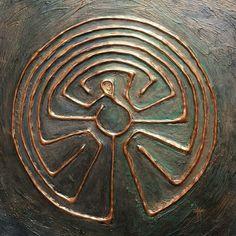 Laughing Labyrinth Peace Project, Traci McMerritt, Portland Oregon