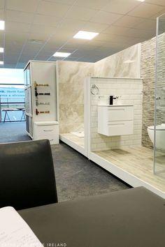 Bathroom Store, Bathroom Showrooms, Shower Screen, Bathroom Essentials, Wet Rooms, Shower Enclosure, Amazing Bathrooms, Modern Bathroom, Modern Design