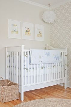 gender neutral baby nurseries