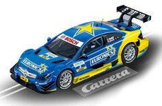 Carrera Digital 132 – AMG-Mercedes C-Coupe DTM Paffett (30675) - Carrera Digital 132 - AMG-Mercedes C-Coupe DTM Paffett (30675) Scalextric