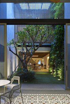 17BR-House, Singapore by ONG&ONG