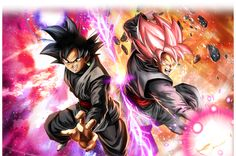 Black Goku | ゴクウブラック