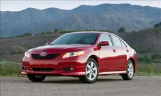 Top Used Cars in the US: Toyota Camry