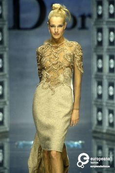 Christian Dior, Spring-Summer 1996, by Gianfranco Ferré