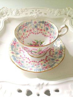 "queenbee1924: "" Teacup | Girly, feminine, pretty ❤ | Pinterest) """