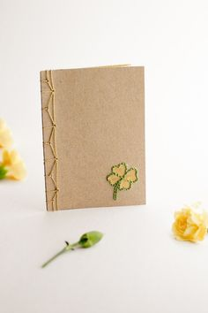 Learn to bind a beautiful handmade book with this Hemp Stitch Japanese Book Binding Tutorial. Hand embroider the book cover with a special motif. Handmade Books, Handmade Crafts, Japanese Binding, Japanese Books, Book Binding, Book Making, Fabric Art, Twine, Hand Stitching