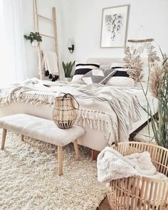 Home Decor Bedroom .Home Decor Bedroom Luxe Bedroom, Room Ideas Bedroom, Bedroom Makeover, Home Bedroom, Home Decor, Room Inspiration, House Interior, Bedroom Inspirations, Room Decor Bedroom