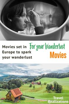 A list of incredible movies set in Europe to spark your wanderlust. Through movies set in different countries, we can all travel without visas, tickets and travel passes from the comfort of our homes. #TravelMovies #MoviesSetInEurope #EuropeMovies #EuropeTravel #Movies #TravelCinema #Wanderlust Wanderlust Travel, Us Travel, Travel Movies, Filming Locations, Travel Destinations, Tourism, Around The Worlds, Europe, The Incredibles