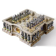 LOTR DeLuxe Chess Set.
