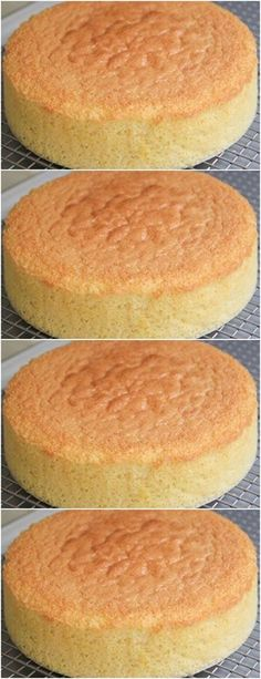 Cake Recipes, Vegan Recipes, Cooking Recipes, Bread Cake, Sponge Cake, Sweet Cakes, Cupcakes, Hot Dog Buns, Food Inspiration