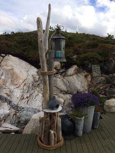 Driftwood, ligth, lantern, candle Tree Lanterns, Driftwood, Candles, Plants, Candy, Drift Wood, Plant, Candle, Pillar Candles