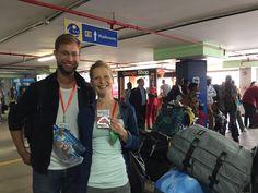 Ankunft in Nairobi #ImpactWeek