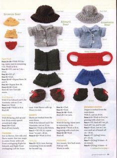 knitted dolls Your Knitting Life 2012 June July Knitting Bear, Teddy Bear Knitting Pattern, Knitted Teddy Bear, Loom Knitting, Knitting Toys, Knitted Baby, Knitted Dolls Free, Knitted Doll Patterns, Knitting Patterns Free