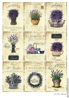 Imprimolandia: Láminas vintage florales