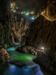 Skocjan Caves   Slovenia   Photo By Uros Podlogar