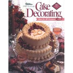 1990 Wilton Yearbook of Cake Decorating.