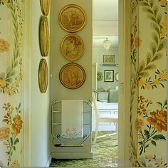 Italian Timber look wall tile