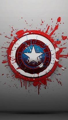 Marvel/Captain America Art