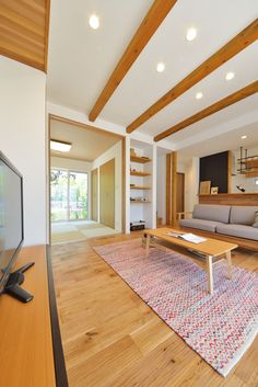Wood Ceilings, Ceiling Beams, Contemporary, Home Decor, Beams, Wood Beamed Ceilings, Decoration Home, Wooden Ceilings, Room Decor