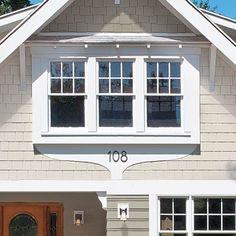 Exterior Window/Door Trim Styles & Types | Exterior window trims ...