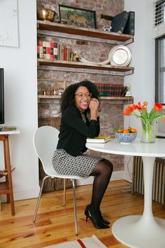 Ask a Stylist: 3 Ways to Make Tights Look Polished - Fashionmylegs : The tights and hosiery blog