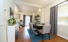 Sala de Jantar   Property Brothers - Buying & Selling - Seasion 3 - Daniel e Vanessa