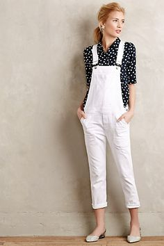 Citizens of Humanity Audrey Slouch Slim Overalls #anthropologie