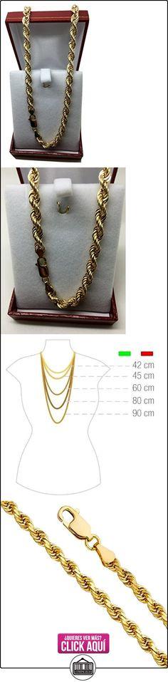 PRINS JEWELS Mujer Hombre  18 k (750)  oro amarillo 18 quilates (750)  ✿ Joyas para hombres especiales - lujo ✿ ▬► Ver oferta: https://comprar.io/goto/B01FDYLLFA