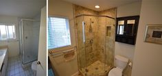 Torrance California bathroom remodel