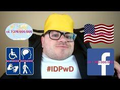 Am 3.12. ist der Internationale Tag der Menschen mit Behinderung! #IDPwD