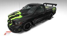 Dodge Ram SRT-10 de Pika78 dans la vitrine de Forza Motorsport 3 Dodge Ram Srt 10, Forza Motorsport 3, Ram Trucks, Dodge Trucks, Forza Games, Truck Pulls, Future Trucks, Cummins Diesel, Us Cars