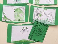 """Idea x Giornata Lettura """"Cappuccetto Verde"""" di Munari Book"""