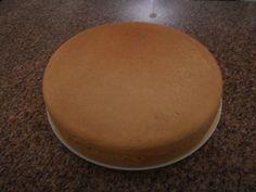Bizcocho, Bizcochuelo, para tortas frias o marquesas