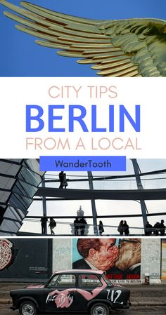 Things to Do in Berlin, Germany. A Berlin city guide with some great tips and tricks from a local! | Berlin Germany Travel | What to do in Berlin Germany | Berlin itinerary - @WanderTooth