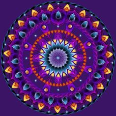 Dreamcatcher...created with Mandala Painter
