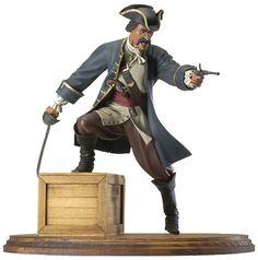 The Captain – 18th Century Pirate Captain