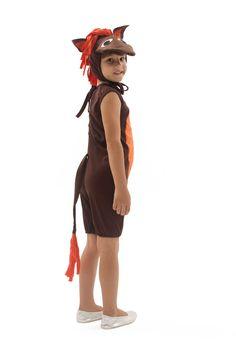 Cavalo - Fantasia Infantil Lezoo