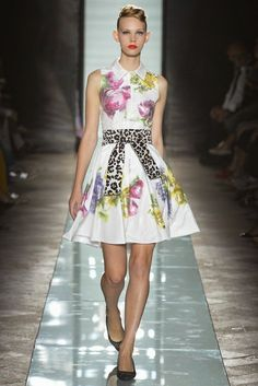 roccobarocco spring summer 2015 ready-to-wear | MIKE KAGEE FASHION BLOG: ROCCOBAROCCO READY TO WEAR SPRING/SUMMER 2014 ...