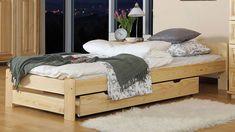 Łóżko Niwa 90 sosna