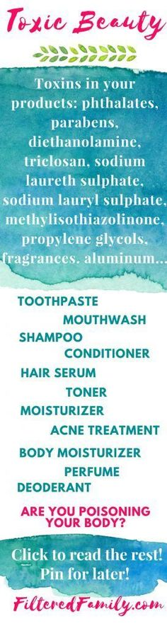 We are exposed to sooo many toxins through out beauty and hygiene routine. It's more important than ever to swap out those toxic products for natural alternatives. Your health is totally worth it! -- Infographic -Beauty and Body Product Swaps to Keep You Toxin-Free   via FilteredFamily.com